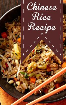 Chinese Rice Recipes poster