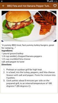 Burger recipes Games screenshot 4