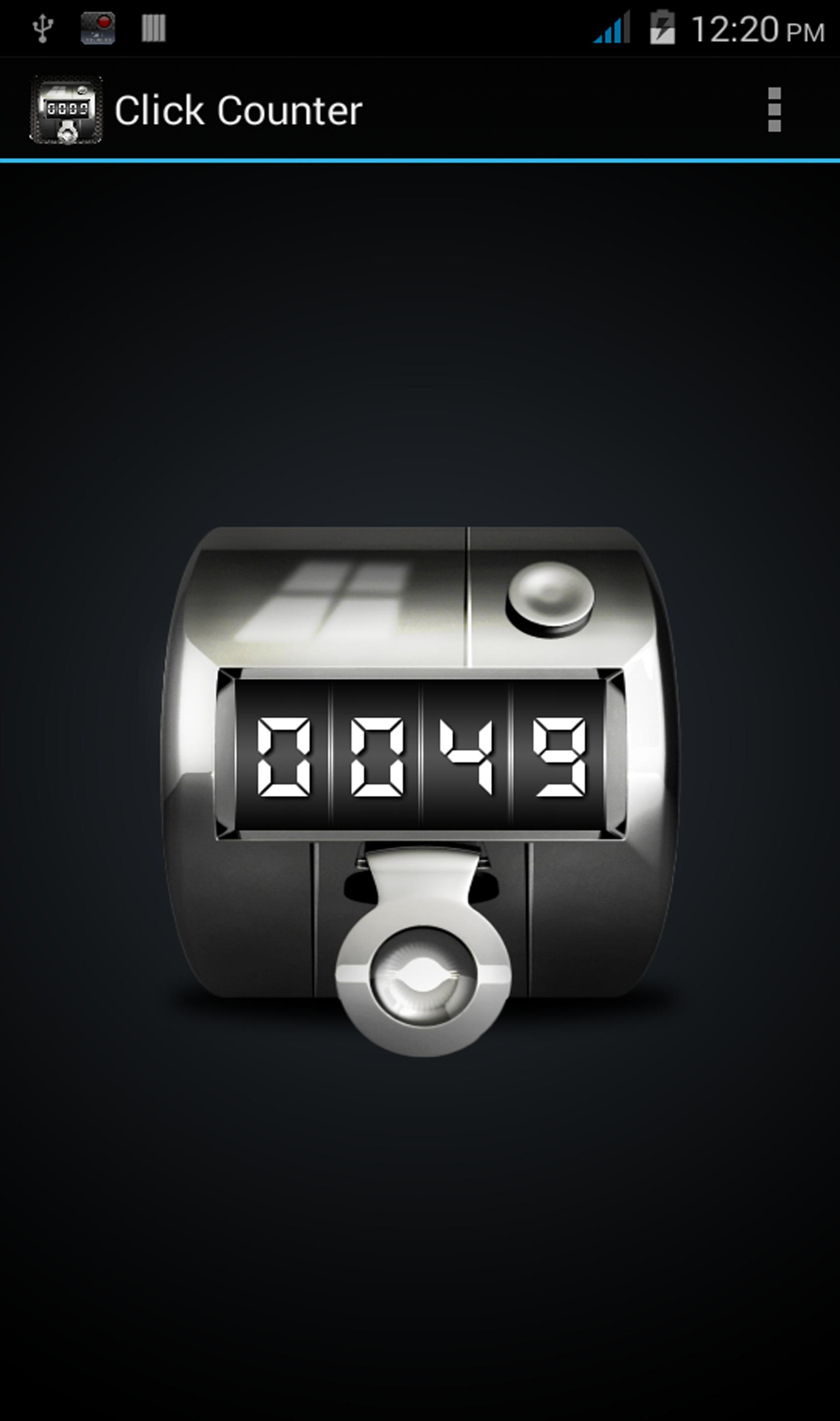 Click Counter for Android - APK Download