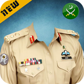 Pak army uniform editor free icon
