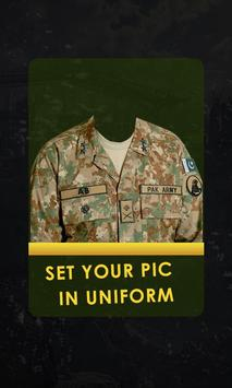 Pak army uniform editor free apk screenshot