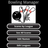 Bowling Manager icon