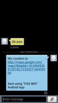 Share GPS Location screenshot 11