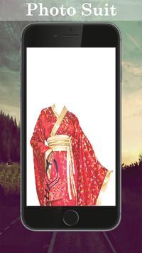 Chinese Woman Photo Suit screenshot 2
