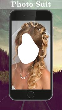 Bridal Hairstyle Photo Suit poster