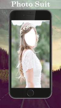 Bridal Hairstyle Photo Suit screenshot 2