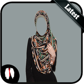 Burka Fashion Photo Maker Pro icon