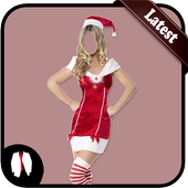 Girl Christmas Suit Editor icon