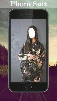 Kimono Photo Suit Maker screenshot 2