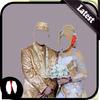 Hijab Wedding Couple Suit icon