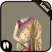 Sarees blouse Photo Maker icon