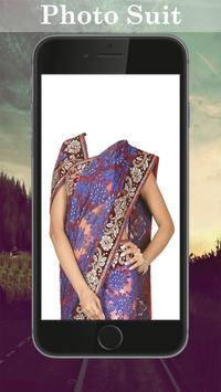 Sarees blouse Photo Maker screenshot 3