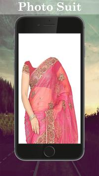 Sarees blouse Photo Maker screenshot 1