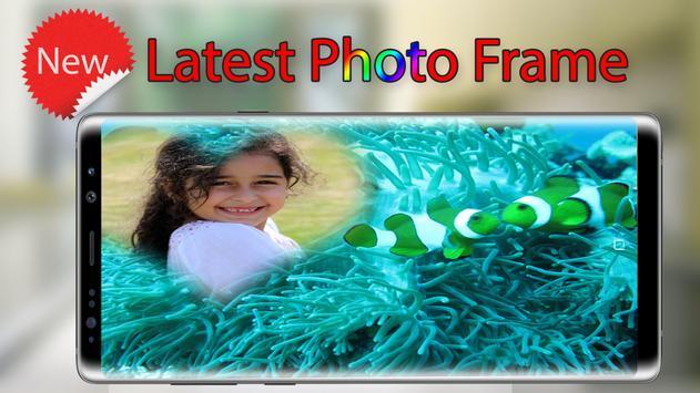 Underwater Frames Photo screenshot 4