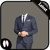 USA Man Style Photo Suit icon