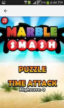 Marble Smash poster