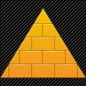 Pyramid Blocks icon