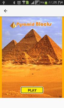 Pyramid Blocks poster