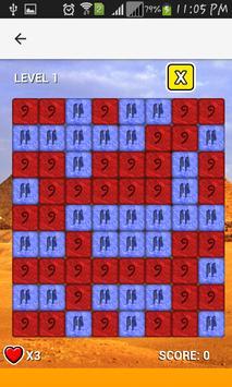 Pyramid Blocks screenshot 1