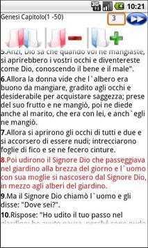 Holy Bible Sacra Bibbia screenshot 2