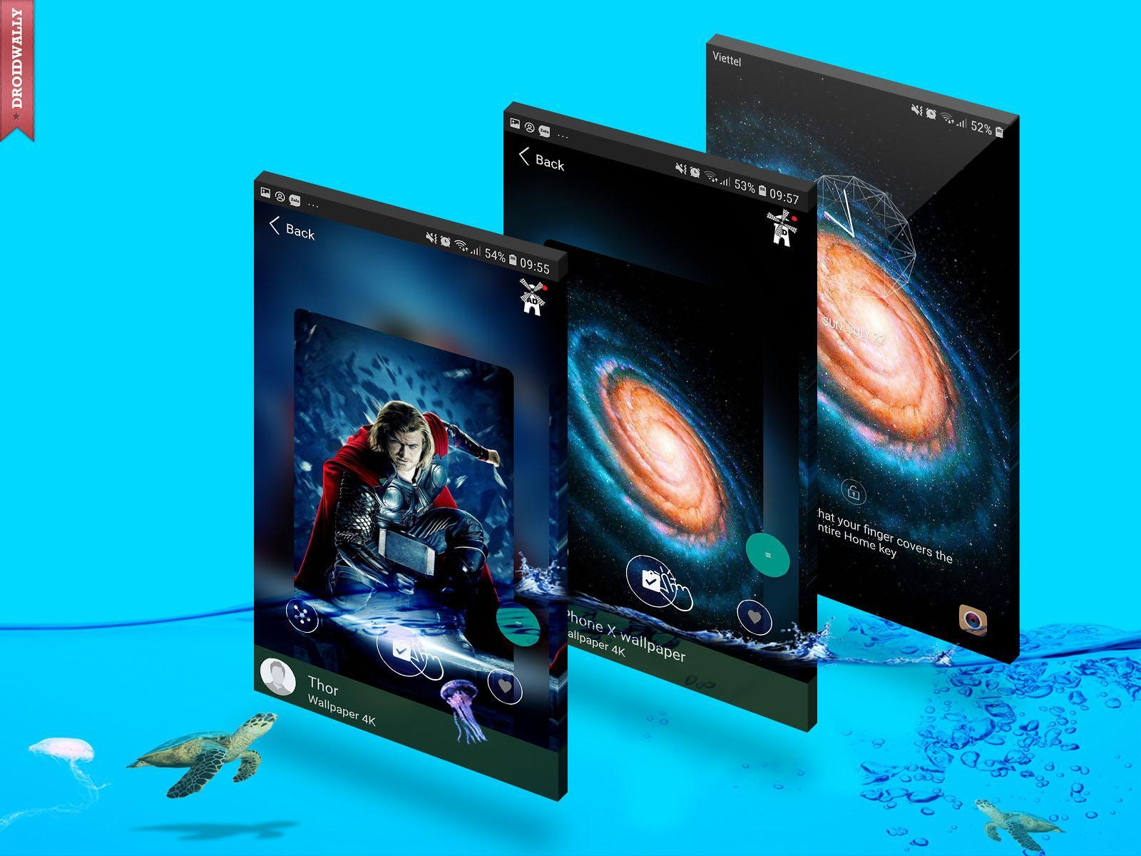 Droidwally Live Wallpaper Ringtone Awesome Beta For Android Apk Download