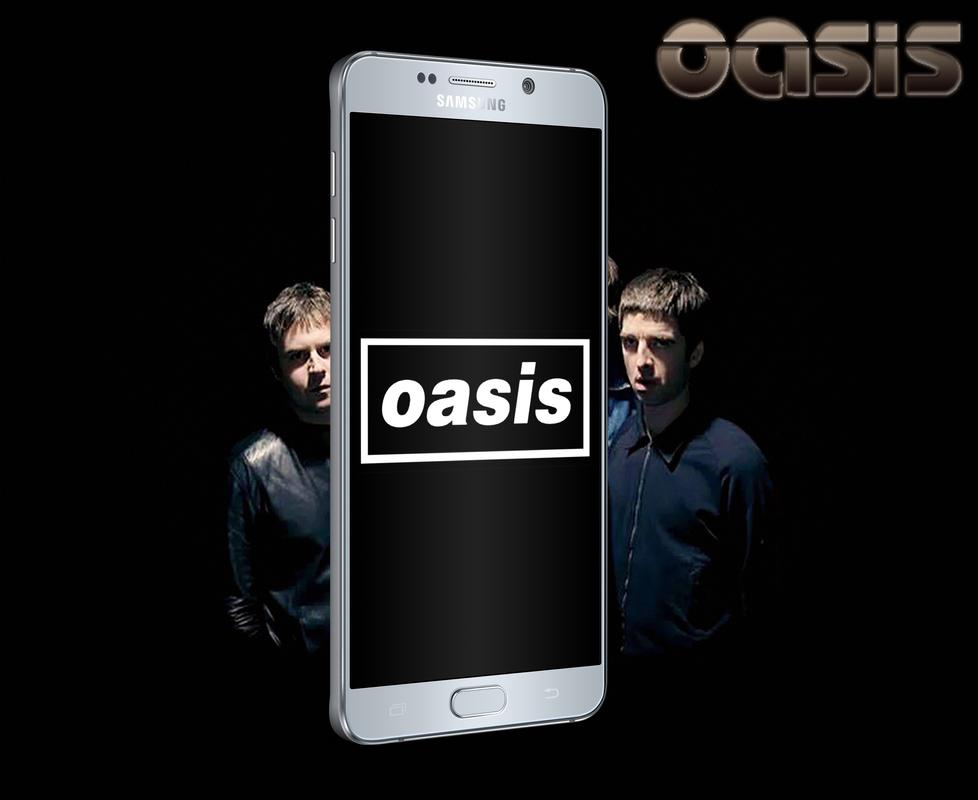 Oasis Wallpaper For Fans For Android Apk Download