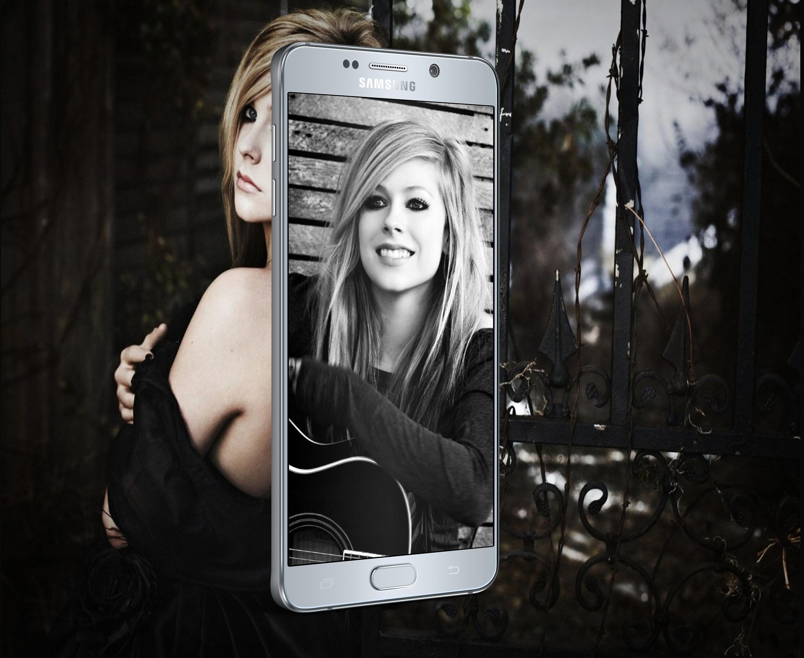 Avril Lavigne Wallpaper For Android Apk Download