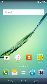Multi Launcher Theme Galaxy S6 poster