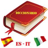 Diccionario Italiano Español icon