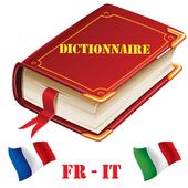 Dictionnaire Francais Italien icon