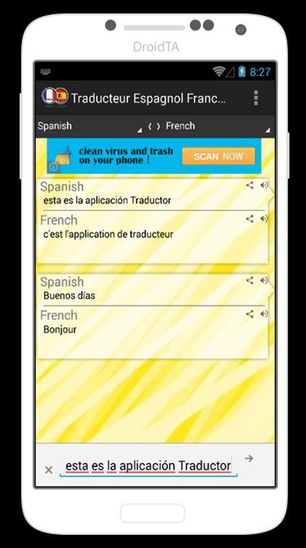 apprendre l espagnol application gratuite