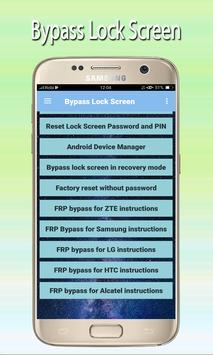 Bypass Lock Screen for Android - APK Download