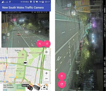 NSW Traffic Camera for Android - APK Download