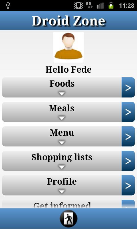 Guida compilatore 2. 0 pasti dieta zona excel.
