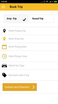 DropTaxi apk screenshot