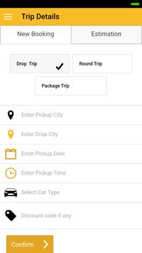 droptaxi screenshot 1