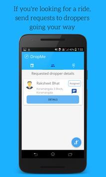 DropMe screenshot 2