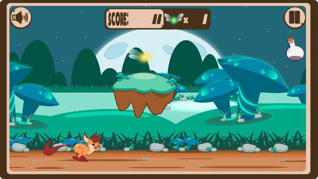 Magic Fox - Adventure Run apk screenshot