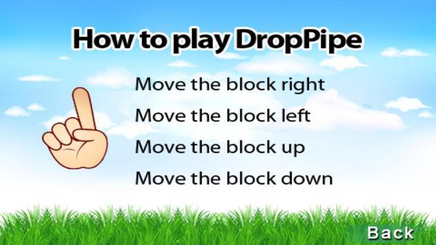 Drop Pipe apk screenshot