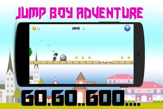 Jump Boy Adventure screenshot 4