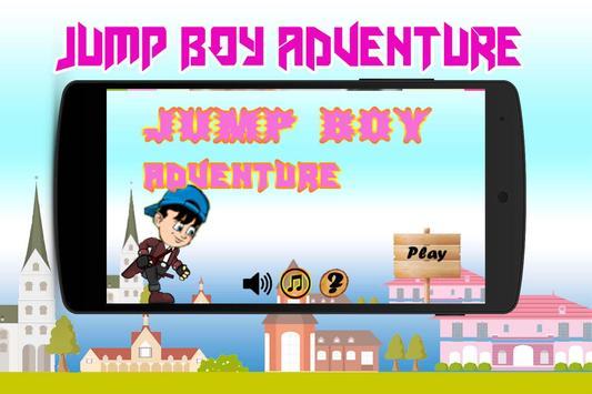Jump Boy Adventure poster
