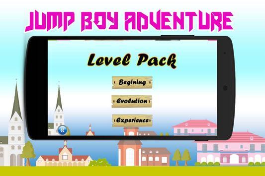 Jump Boy Adventure screenshot 1