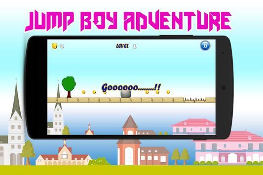 Jump Boy Adventure screenshot 2