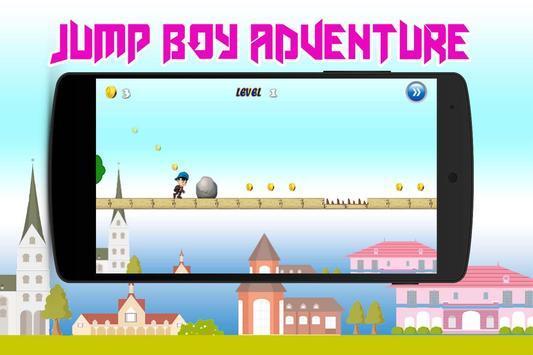 Jump Boy Adventure screenshot 3