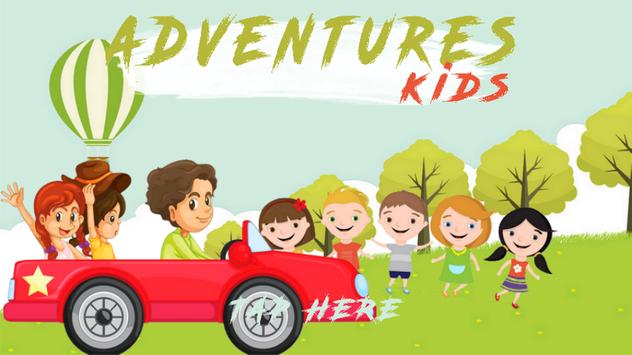 Free Kids Adventures Game poster
