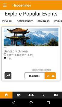 Droves - The Event App apk screenshot