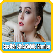 Swedish Girls Phone Number icon