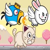 Angry Animals: Big Adventure icon