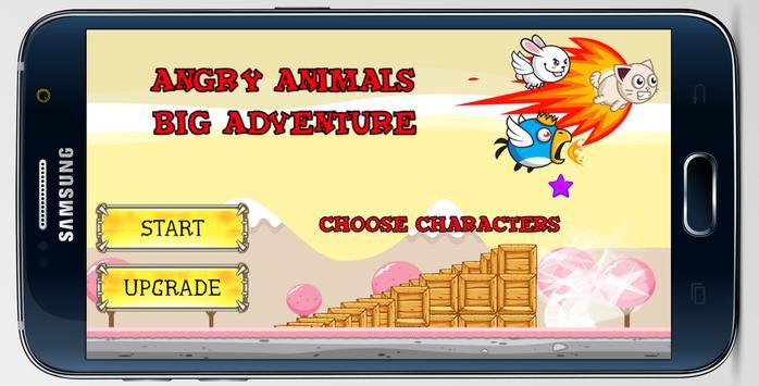 Angry Animals: Big Adventure screenshot 5