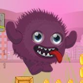 Crazy Monster City Run icon